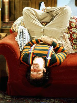 Mork In Chair