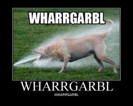 wharbrgarble